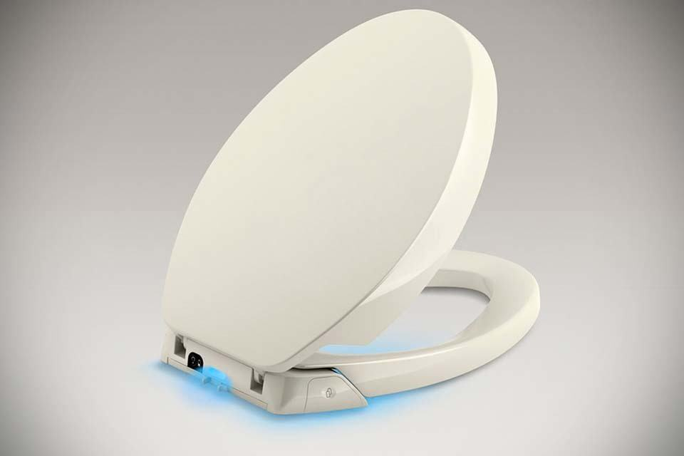Deodorizing Toilet Seat Makes Your Poop Smells Like Garden