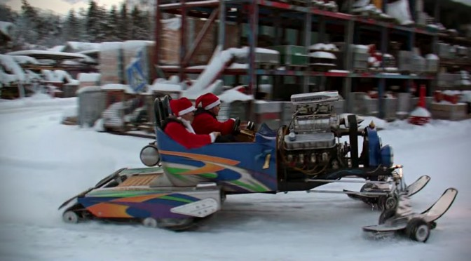 Lindberg Bros SnowMonster