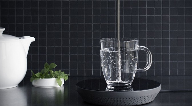 Meet Miito, an Innovative Induction Kettle That Does Without a Pot