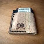 Monk & Guru is Some Serious Handcrafted Minimalist Cork Wallets