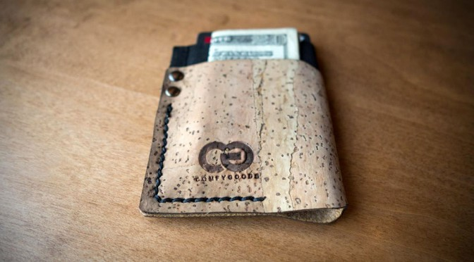 Monk & Guru Handcrafted Minimalist Cork Wallets