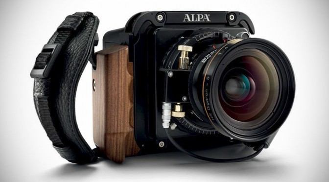 Phase One Alpha A-Series Camera