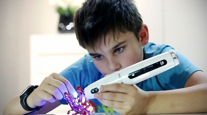 Polyes Q1 Cool-Ink 3D Printing Pen