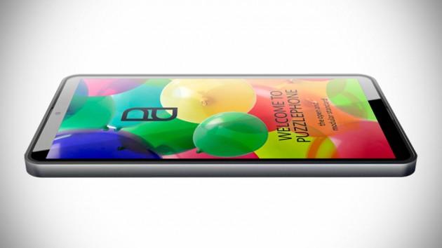 Puzzlephone Modular Smartphone