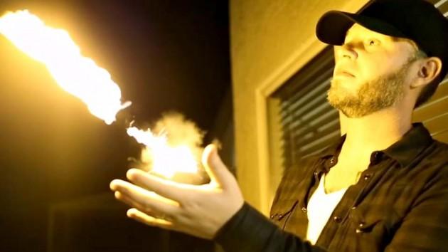 Pyro Fireshooter by Adam Wilder