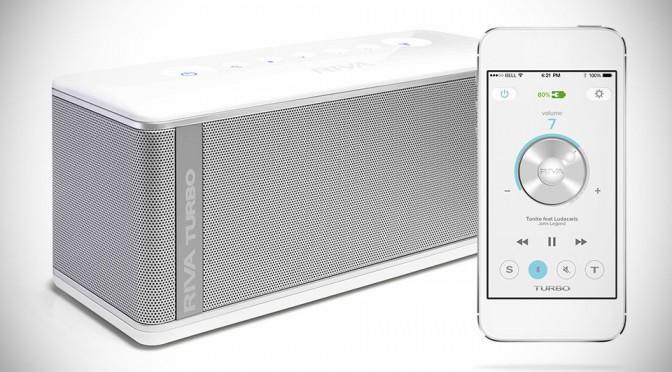 Riva Turbo X Bluetooth Mobile Speaker