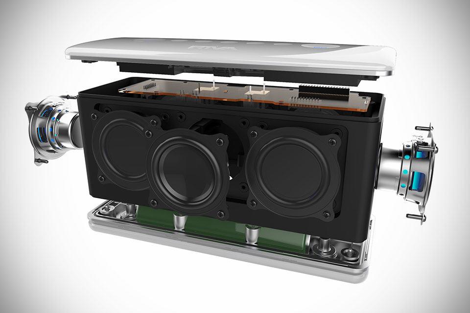 riva turbo x bluetooth speaker might be mobile it still. Black Bedroom Furniture Sets. Home Design Ideas