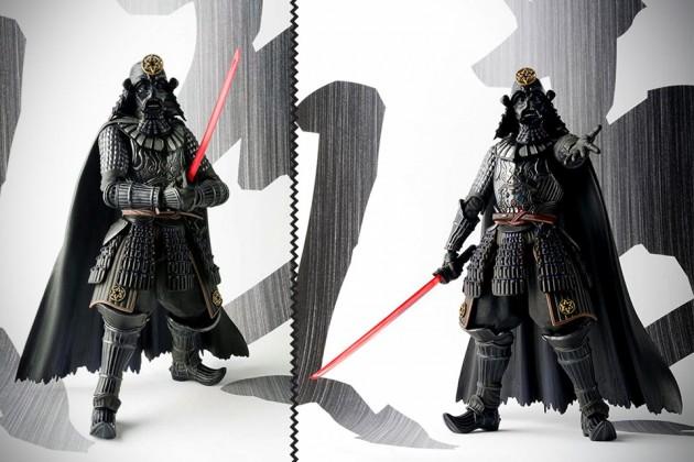 S.H.Figuarts Samurai Darth Vader
