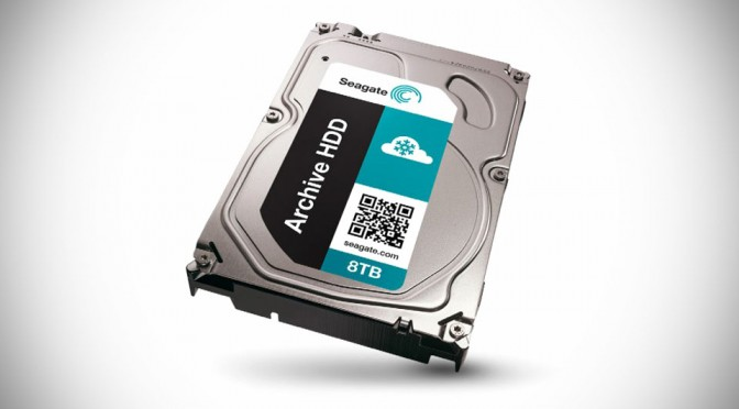 Seagate 8TB Internal Hard Drive