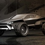 Gray Design's Sidewinder Sand Dune Buggy Looks Like a Ride Made for Post Apocalypse Use