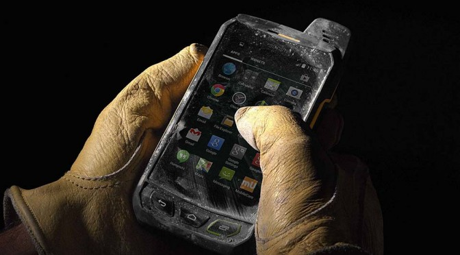Finally A Truly Ruggedized Smartphone Made For Everyday