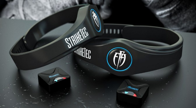 Strike Tech Wearable Sensor for MMA and Boxing