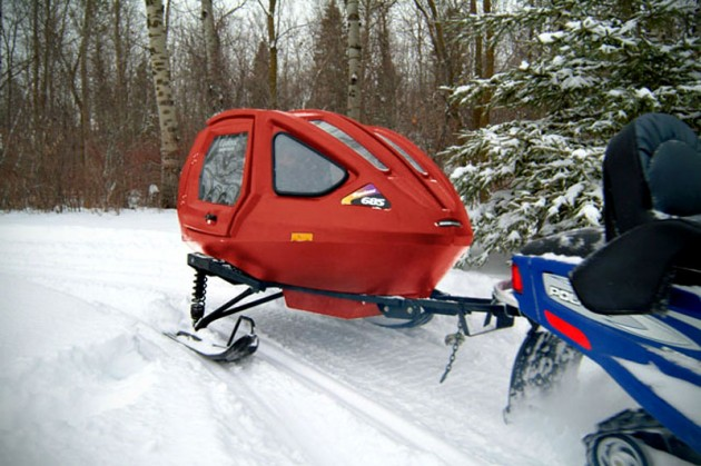 The Snowcoach by Equinox