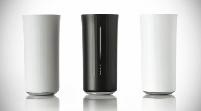 This Smart Cup Knows Exactly What You Are Drinking and Keeps Track of Your Hydration Needs