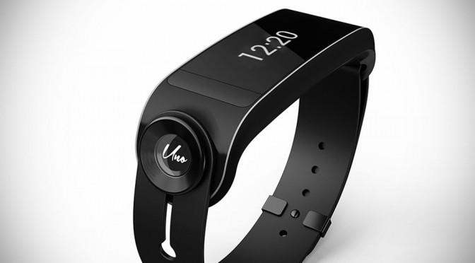 Uno Noteband Smart Notification Wristband