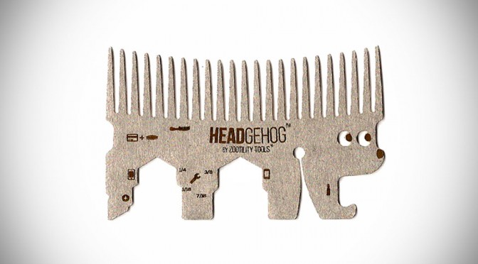 This Wallet-friendly Comb Can Do More Than Combing Your Lovely Locks