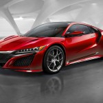 Next Generation Acura NSX Goes Official, Has A Three-motor Hybrid Setup That Packs Over 550HP
