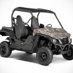 Yamaha's New Wolverine-R Side-by-Side Sport Vehicle Comes In Realtree Camo