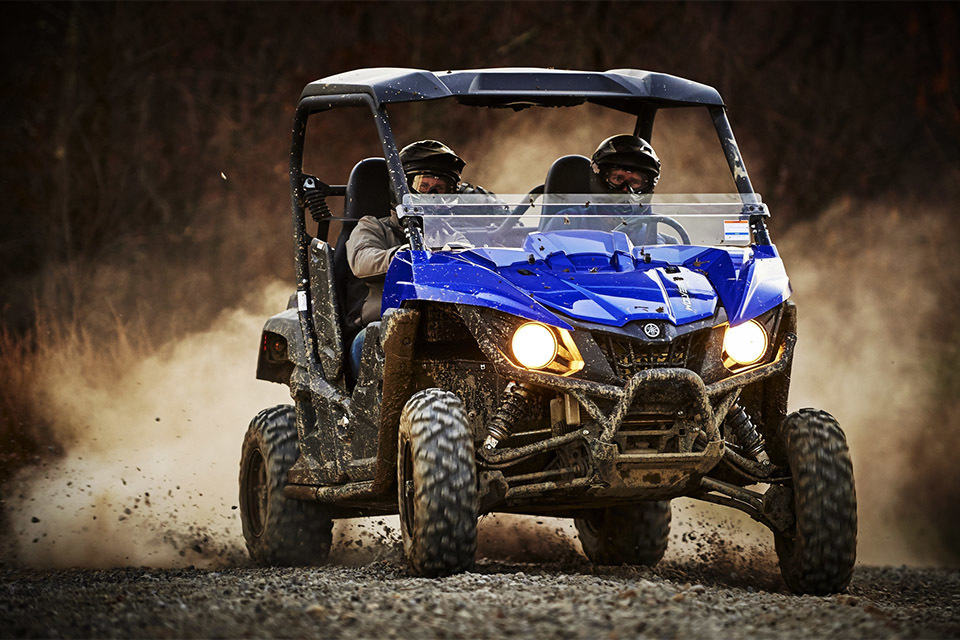 Yamaha S New Wolverine R Side By Side Sport Vehicle Comes