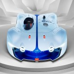 Alpine Marks 60th Anniversary with Vision Gran Turismo Virtual Car