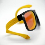 Baendit is a Pair of Sunglasses That Can be a Cable Tidy, Mobile Stand, and Worn on the Wrist