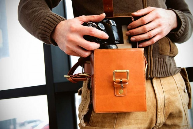 CamCarry Camera Bag by Chivote