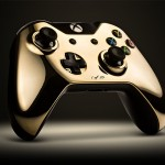 Colorware's $300 a Piece 24K Gold Plated Game Controllers Sold Out in Matter of Days
