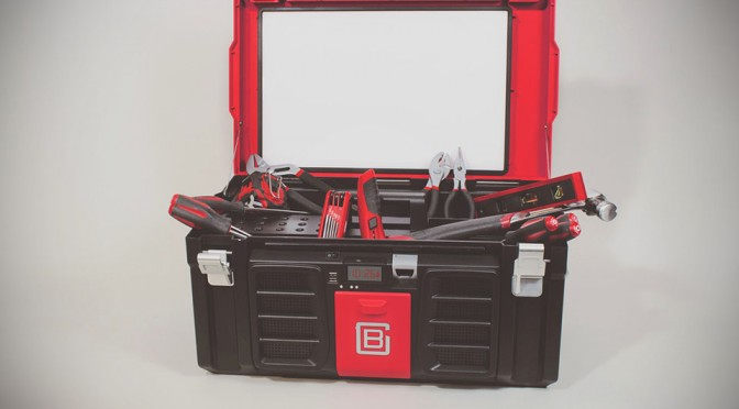 Coolbox is Actually a Toolbox That's Loaded with Features