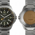Filson Now Has Its Own Line of Rugged Wrist Watches, Hand-built by Shinola