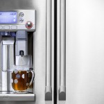 Forget About Dispensing Ice. GE's New Fridge Can Make A Hot Cup Of Joe