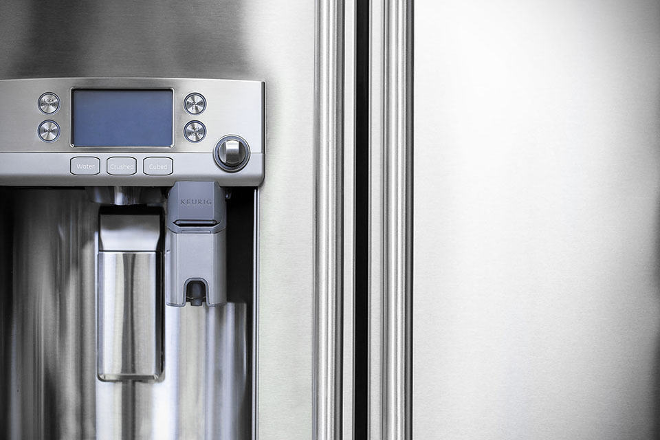 Forget About Dispensing Ice. GE s New Fridge Can Make A Hot Cup Of Joe - MIKESHOUTS