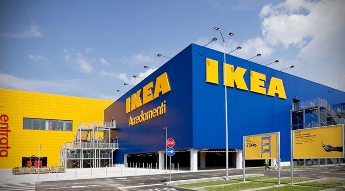 Guy Lived in Ikea Mall for Two Days