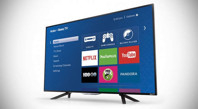 Insignia and Haier Joins The Rank Of Smart TVs Loaded With Roku OS