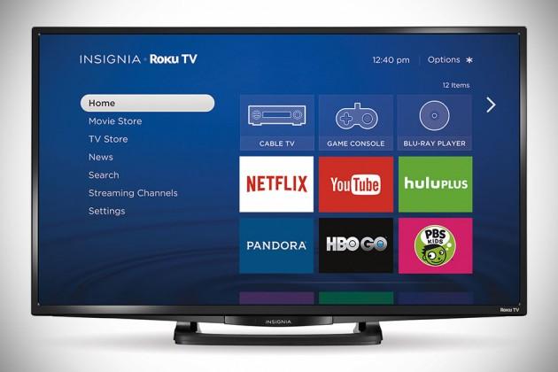 Insignia Roku TV