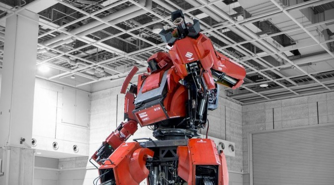 Suidobashi Heavy Industry's Mech Suit Becomes A Reality, Sold For A Million Or Did It Really?