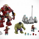 LEGO Avengers: Age of Ultron Sets Revealed, Includes Iron Man Hulkbuster and Avengers Tower
