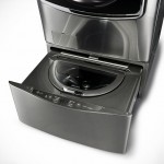 LG Twin Wash System Lets You Wash Two Loads Of Laundry At The Same Time