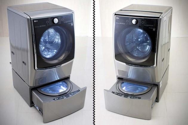 LG Twin Wash System Washing Machine