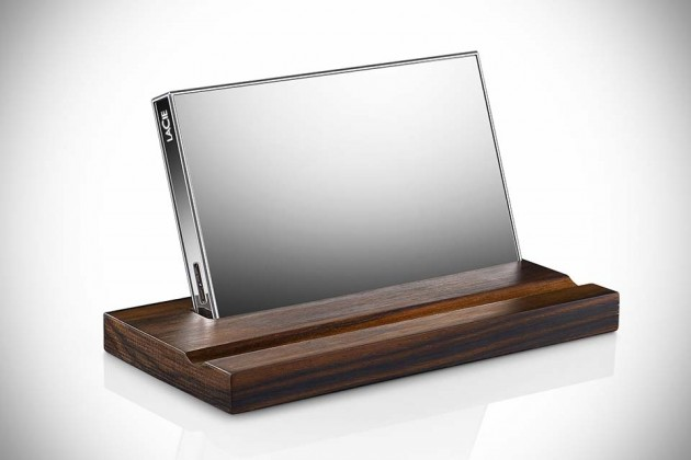 LaCie Mirror Portable Hard Drive