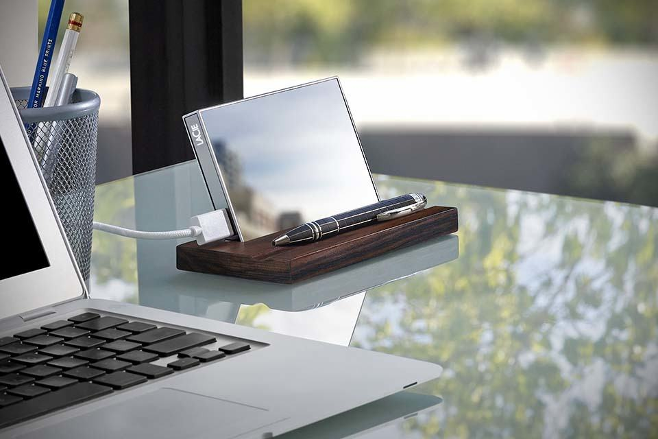 Lacie S New Premium Portable Hard Drive Is Also A Useful