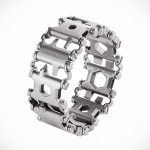 This Rugged-looking Bracelet Actually Breaks Up Into Many Tools
