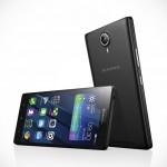 Lenovo Announces The First 64-bit Intel Atom-Powered Smartphone With Intel LTE Advanced Modem