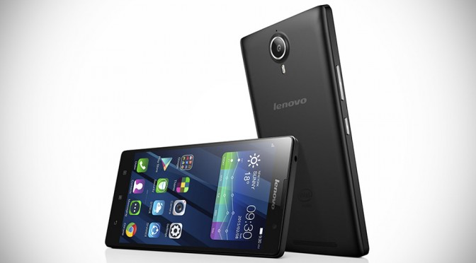 Lenovo Announces The First 64-bit Intel Atom-Powered Smartphone With Intel LTE Advanced Modem