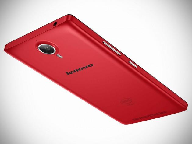 Lenovo P90 Smartphone at CES 2015