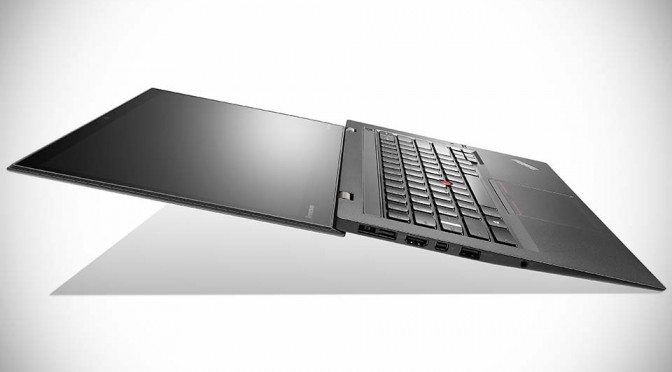 Lenovo ThinkPad X1 Carbon Laptop (Third-Generation)