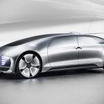 Mercedes-Benz's Autonomous Concept Car Looks Way Much Better Than Google's