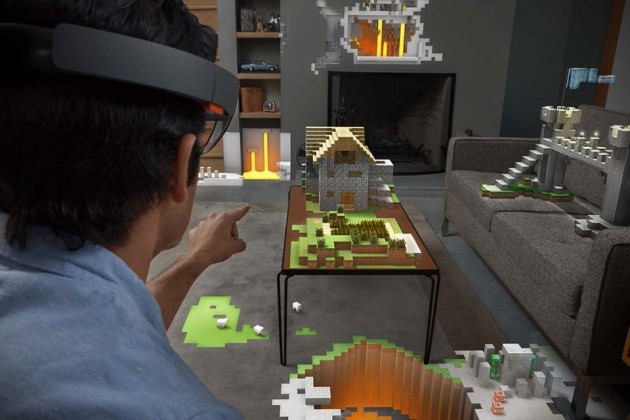 Microsoft HoloLens Holographic Eyewear