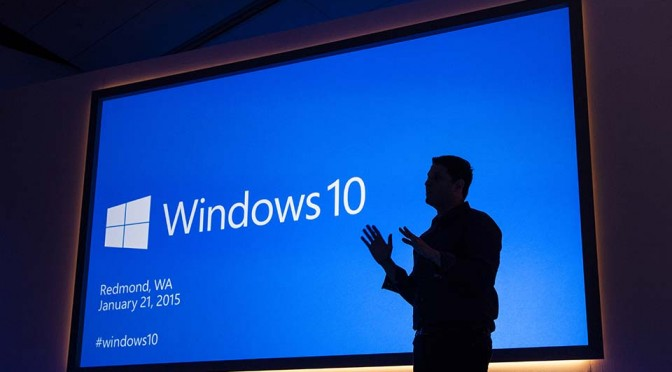 Microsoft Windows 10 Operating System - Event