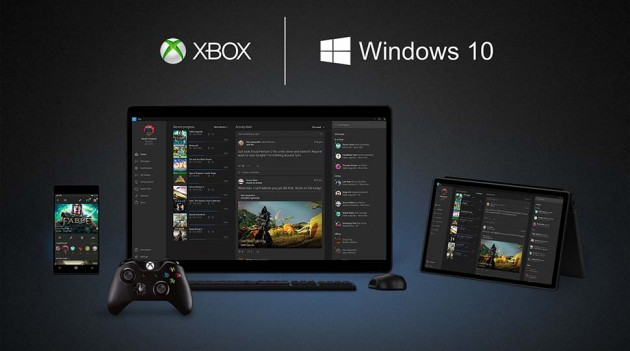 Microsoft Windows 10 Operating System - Xbox