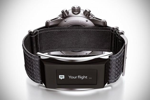 Montblanc E-Strap Smart Wristband